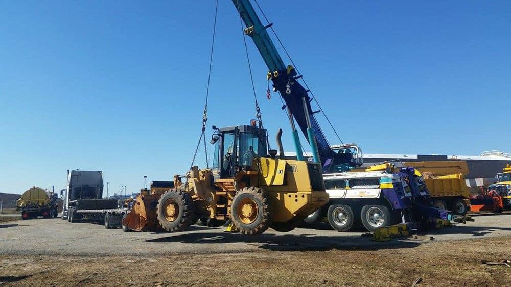 Crane Type Lifting