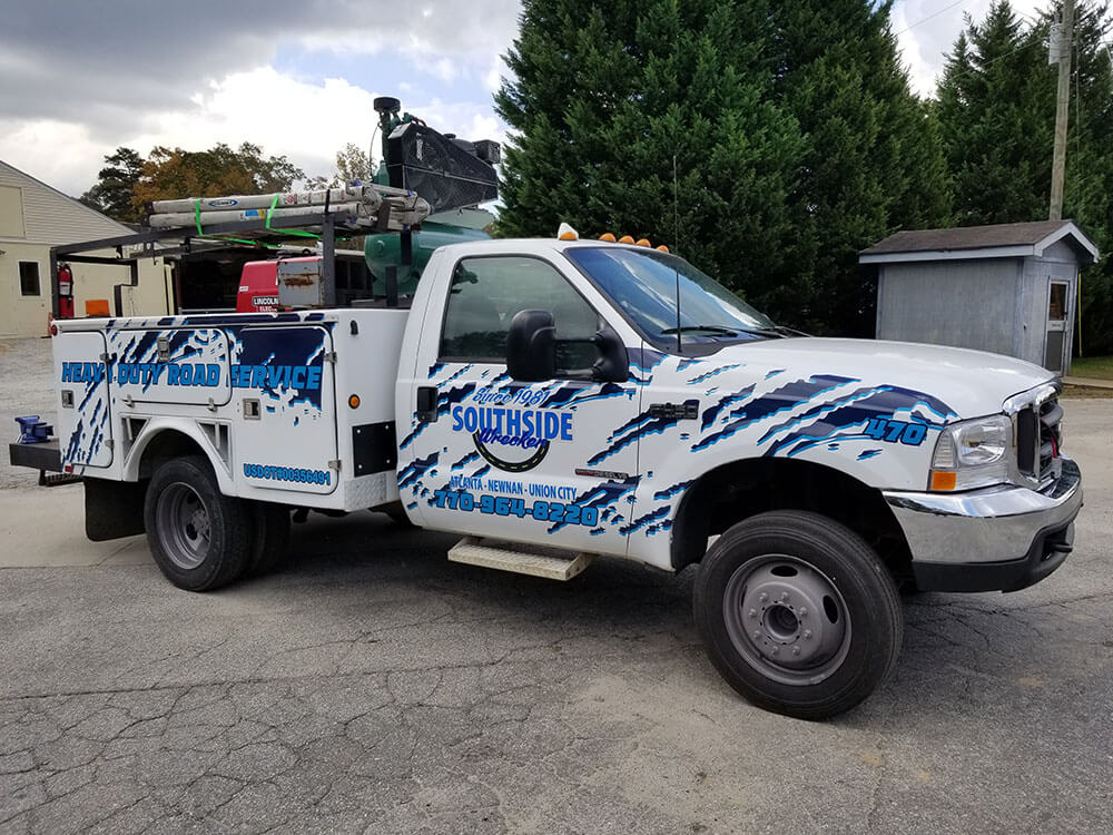 Heavy Duty Towing Union City Ga
