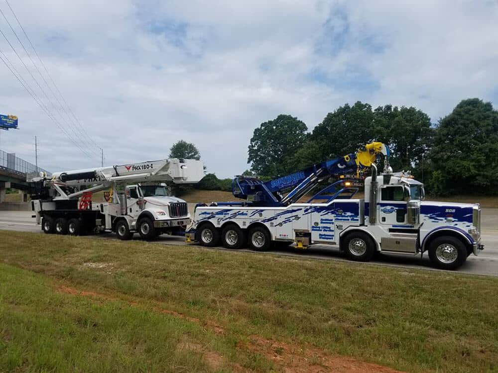 heavy-duty towing Services