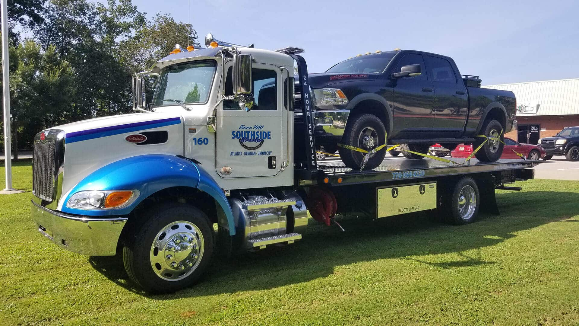 Towing & Transportation Service Newnan GA | Roadside