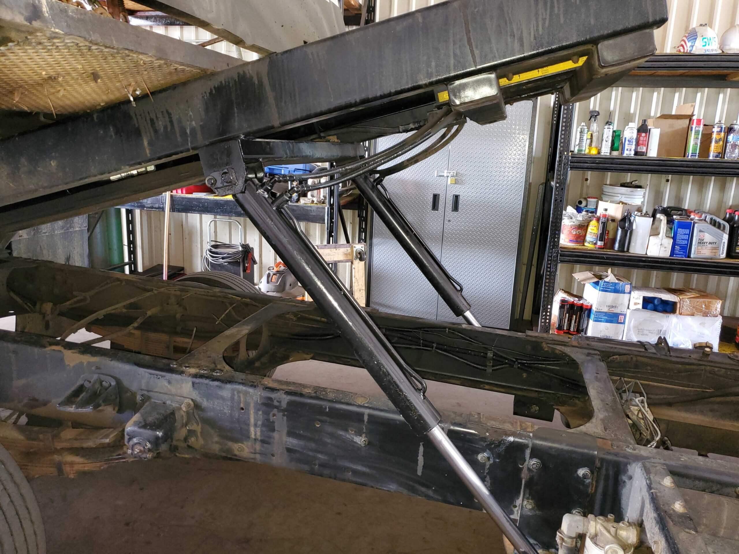 Tow Truck Repair