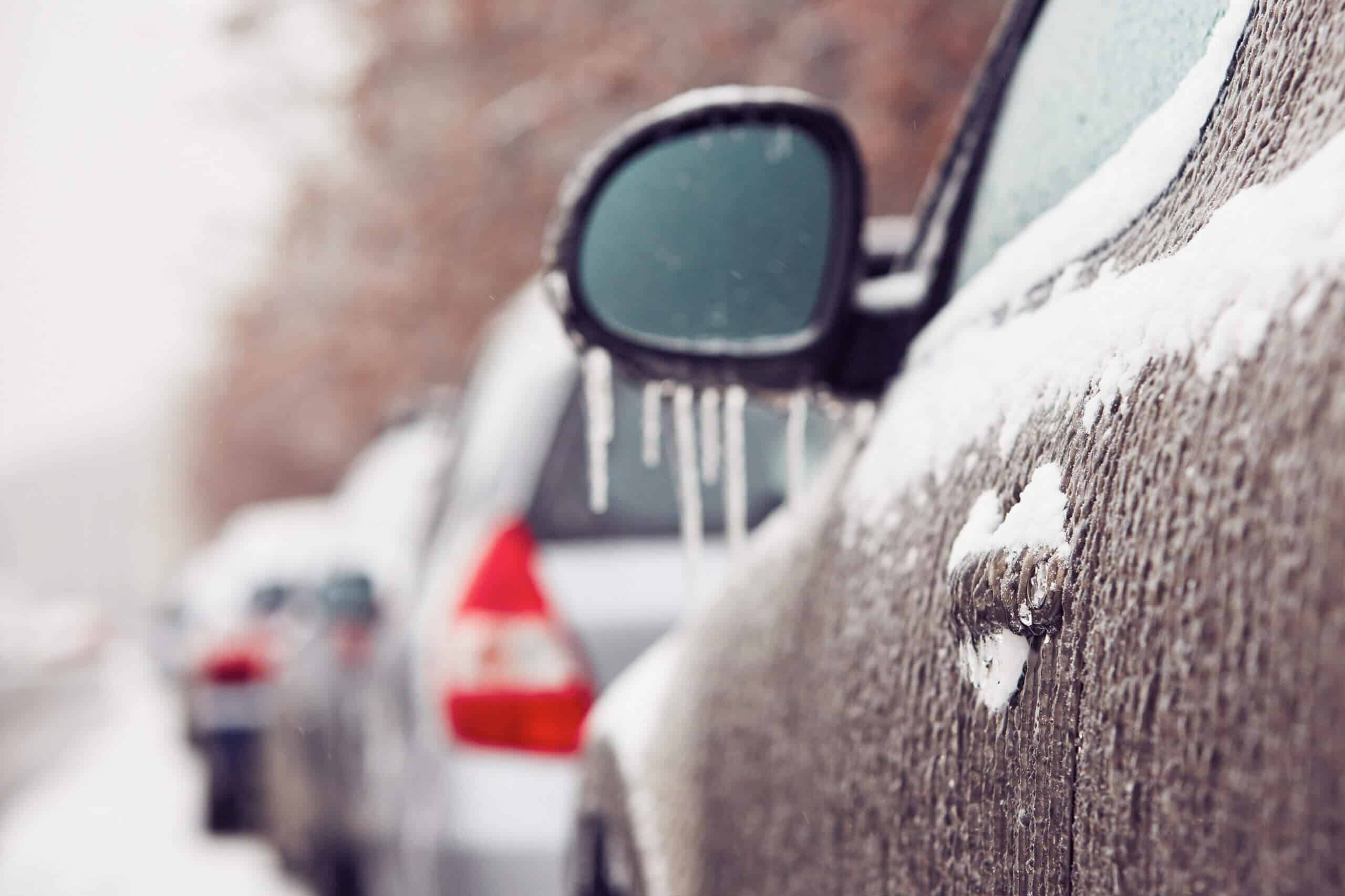 Tips for Safe Driving in Winter Weather