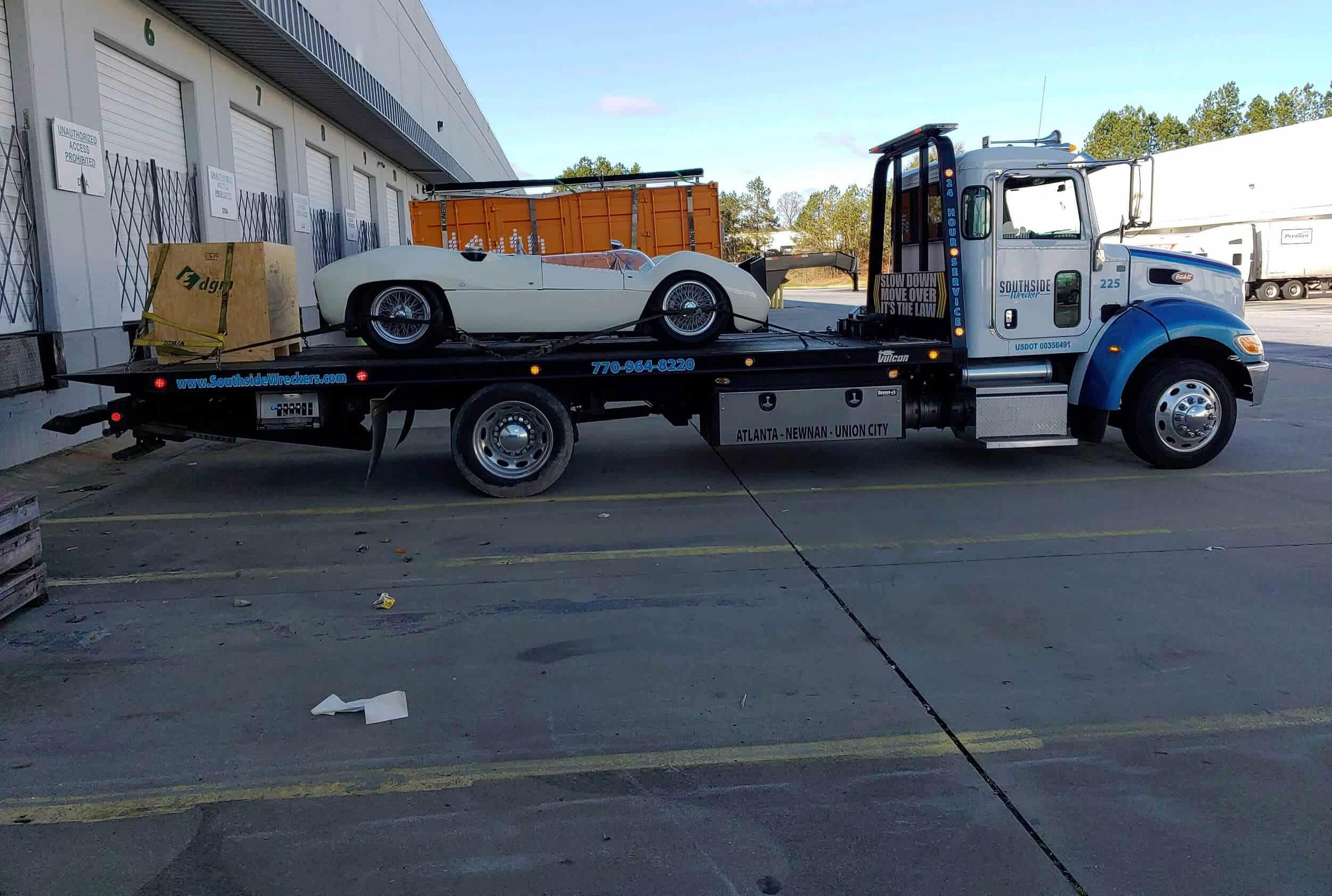 Getting to Know Equipment Transport